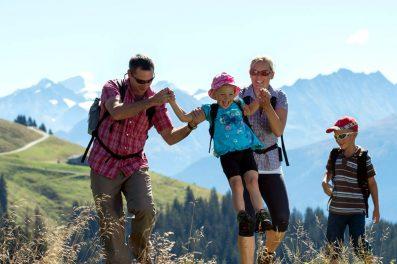 Ferienwohnungen-Appartements-Klausenstein-Hollersbach-Pinzgau-Salzburg-Sommer